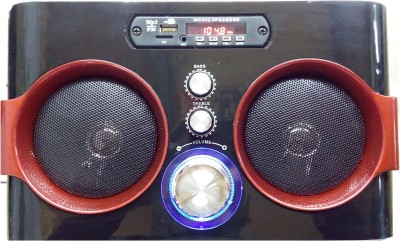 EVOLUTION KART FM USB AUX MEMORY PLAYER Portable Home Audio Speaker