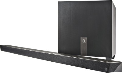 Definitive Technology W Studio Micro Home Audio Speaker(Black, 3.1 Channel)