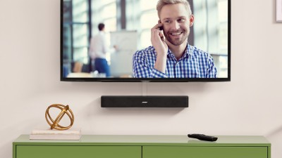 Bose Solo 15 Series II TV Bluetooth Home Audio Speaker(Black, Mono Channel)