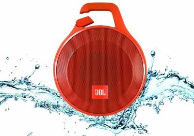 JBL Clip+ Splashproof Portable Home Audio Speaker