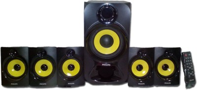 Philips IN-SPA3800B/94 Portable Bluetooth Home Audio Speaker