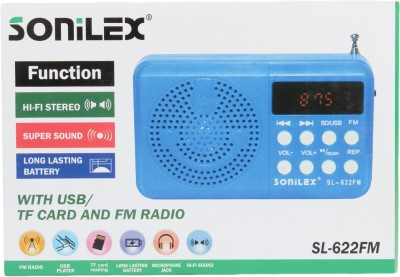 Sonilex SL-622FM Home Audio Speaker