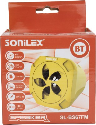 Sonilex SL-BS67FM Home Audio Speaker