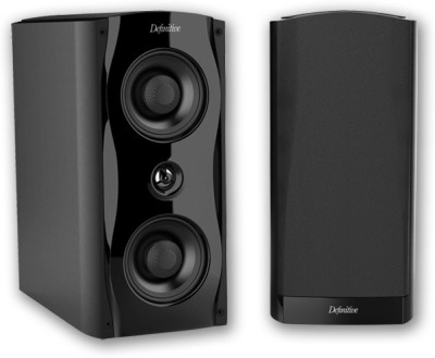 Definitive Technology Studio Monitor 65 Home Audio Speaker(Black, 2 Channel)