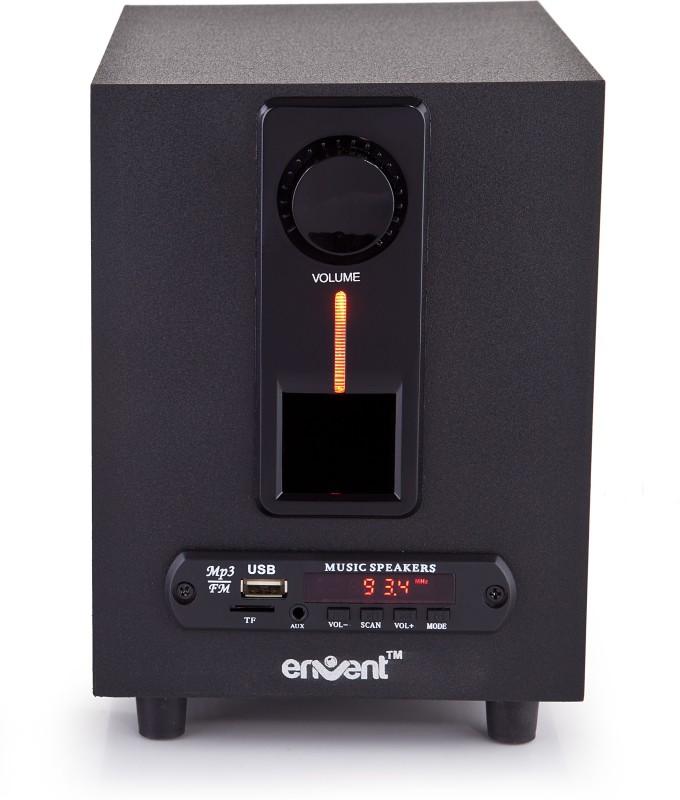 Envent MUSIQUE 4.1 Multimedia Portable Home Audio Speaker(Black, 4.1 Channel)