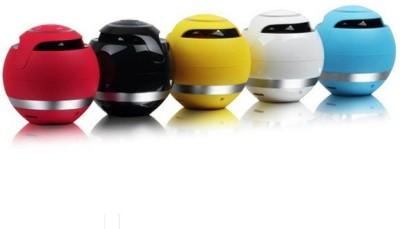 Nacon Ball Shape Bluetooth Speaker Portable Bluetooth Home Audio Speaker