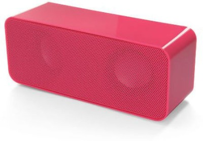 Shrih SH-0177 Portable Bluetooth Home Audio Speaker(Pink, 2 Channel)