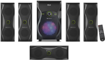 Zebronics DHOL BT 5.1 Home Audio Speaker