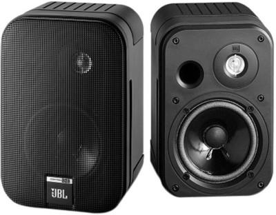 JBL Control One Wired Bookshelf Portable Home Audio Speaker
