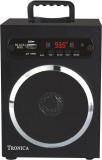 Tronica Black Box Portable Home Audio Sp...