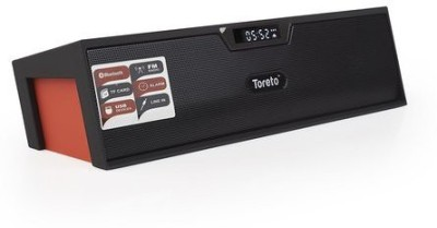 Toreto Tbs 301 Portable Bluetooth Home Audio Speaker