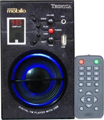 Tronica Mobilo Portable Home Audio Speaker(Black, 2 Channel)