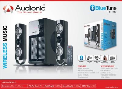 Audionic BLUETUNEBT-850 Bluetooth Home Audio Speaker