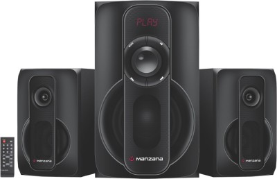 Manzana Stormer Home Audio Speaker