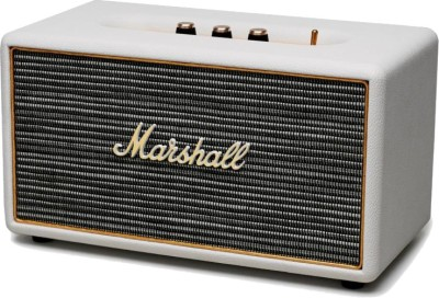 Marshall Stanmore Bluetooth Home Audio Speaker(White, 1.0 Channel)