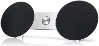 B&O Play by Bang and Olufsen BeoPlay A8 Wired & Wireless Mobile Speakers (Black, Single Unit Channel)