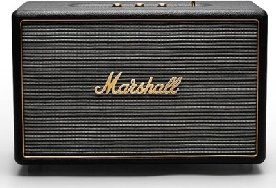 Marshall Stanmore Bluetooth Home Audio Speaker(Black, 1 Channel)