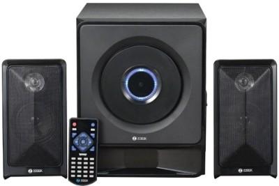 Zoook 2.1 Speakers ZM-SP5100 (FM/SD/USB) Portable Laptop/Desktop Speaker(Black, 2.1 Channel)