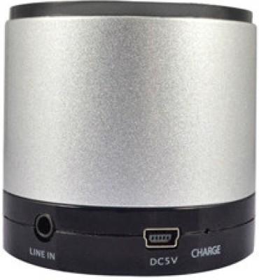 Callmate BTMSPSL Portable Laptop/Desktop Speaker(Silver, 2.1 Channel)