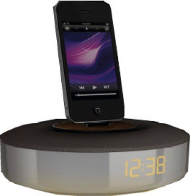 Philips DS1150/12 Docking with Clock Speaker for iPod / iPhone