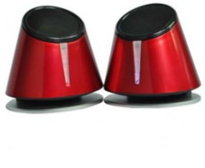 Shrih Double Vibrating Hi-Fi Speakers Portable Laptop/Desktop Speaker