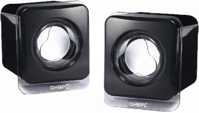 Qhmpl 611 Portable Laptop/Desktop Speaker