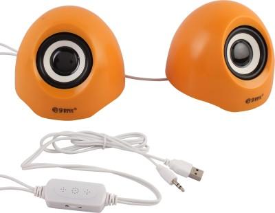 eGizmos V-04 Mini Multimedia USB Portable Laptop/Desktop Speaker