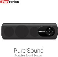 Portronics Pure Sound Portable Speaker best price on Flipkart @ Rs. 1199