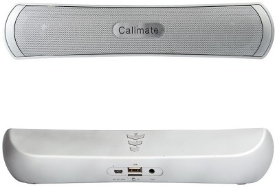Callmate BE-13PSBSSL Portable Bluetooth Laptop/Desktop Speaker