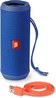 JBL FLIP 3 BLUE Portable Bluetooth Laptop/Desktop Speaker(Blue, 4.1 Channel)