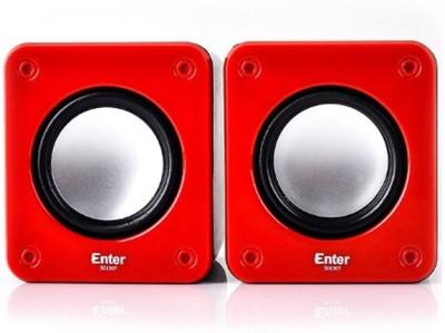 Enter Enter E-270R Portable Laptop/Desktop Speaker