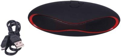 ROIEX X6 USB Support Ultra Sound Mini Bluetooth Portable Bluetooth Laptop/Desktop Speaker