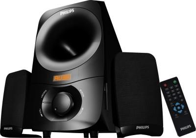 Philips In-Mms6060f/94 2.1 Multimedia Speakers Laptop/Desktop Speaker