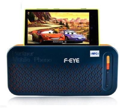F-EYE Bluetooth Speaker With Power Bank Portable Bluetooth Laptop/Desktop Speaker