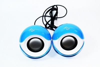 Multybyte Eye Type Portable Laptop/Desktop Speaker