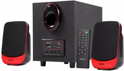 Intex IT 1700 SUF 2.1 Wired Laptop/Desktop Speaker available at Flipkart for Rs.1398