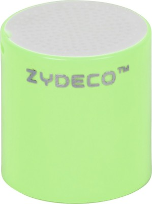 zydeco SB2 Portable Bluetooth Laptop/Desktop Speaker(Silver, 2.0 Channel)