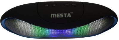 Mesta mini-1.0 Bluetooth speaker With Led Light Portable Bluetooth Laptop/Desktop Speaker
