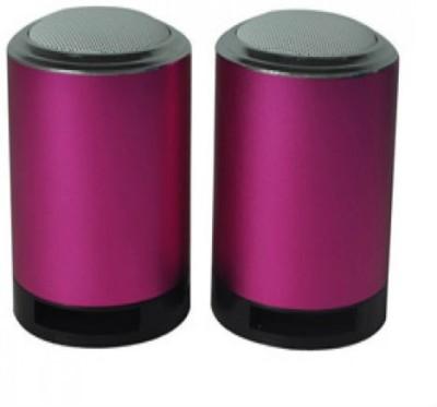 Shrih Metal Speakers Portable Laptop/Desktop Speaker