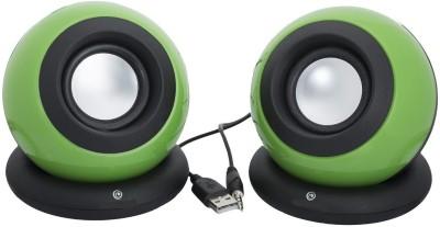 BIPL Oshaan 2.0 Multimedia Sound System Portable Laptop/Desktop Speaker