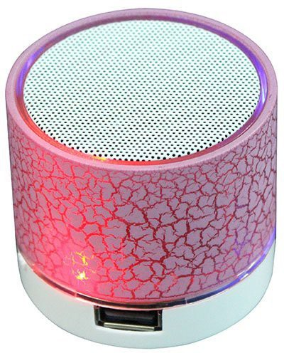 i-Sun KHKI_657 Portable Bluetooth Laptop/Desktop Speaker(White, Blue, Pink, Yellow, Green, 2.1 Channel)