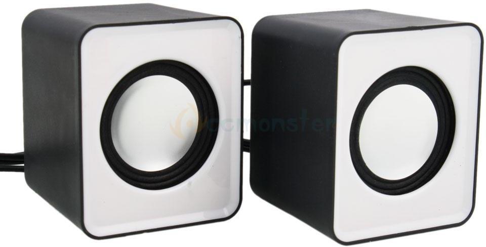 Lovato SS110015 Portable Laptop/Desktop Speaker(Black, 2.0 Channel)