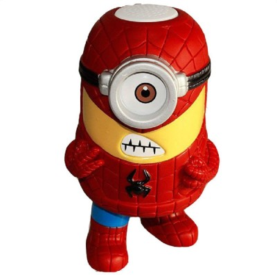 SG 2324 Minions Bluetooth Speaker Portable Bluetooth Laptop/Desktop Speaker