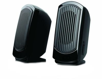 Shrih Multimedia Portable Laptop/Desktop Speaker(Black, 2.1 Channel)