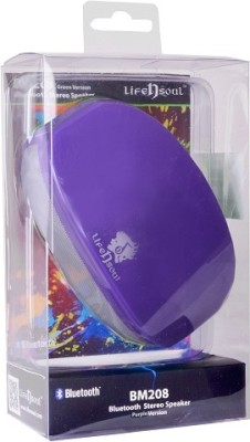 Life-&-Soul-BM208-P-Wired-&-Wireless-Mobile/Tablet-Speaker