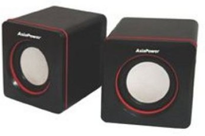 Asia Power 453u USB 2.0 Portable Laptop/Desktop Speaker