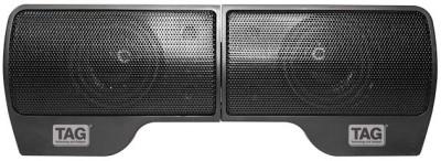 TAG Laptop Sound Bar SB-200 Laptop/Desktop Speaker(Black, 2.0 Channel)