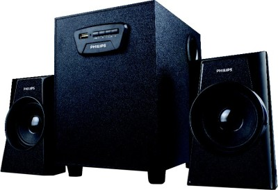 Philips MMS 1400 Laptop/Desktop Speaker