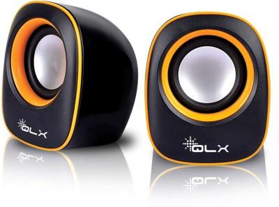 Qlx 2.0 S902Y Portable Laptop/Desktop Speaker