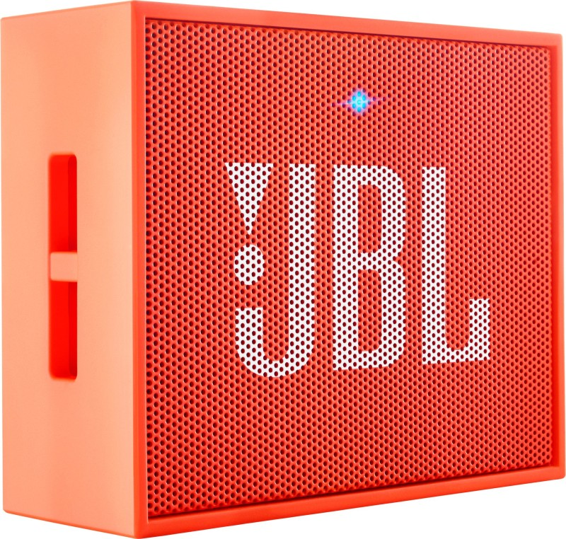 JBL GO Portable Bluetooth Mobile/Tablet Speaker(Orange, Mono Channel)